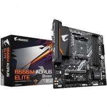 PLACA BASE GIGABYTE B550M AORUS ELITE AM4 MATX 4XDDR4