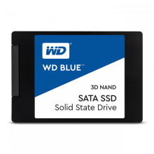 "Western Digital Blue 2.5"" 500 GB Serial ATA III 3D TLC"