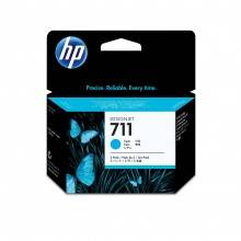 HP 711XL PACK 3 CARTUCHOS DE TINTA HP711XL CIAN (CZ134A)