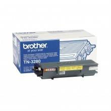Brother Tn-3280 Cartucho De Tóner Original Negro 1 Pieza(S)