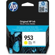 Hp Cartucho De Tinta Original 953 Amarillo