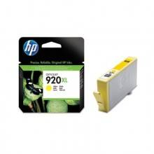 Hp 920Xl Original Amarillo 1 Pieza(S)
