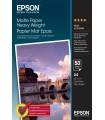 Epson Matte Paper Heavy Weight - A4 - 50 Hojas