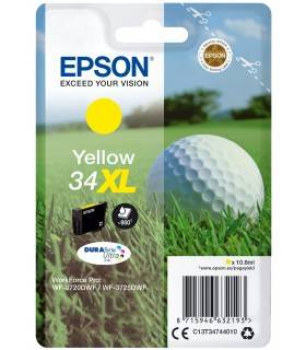 Epson Singlepack Yellow 34Xl Durabrite Ultra Ink