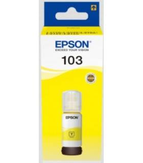 Epson Cartucho Kit Relleno 103 Amarillo