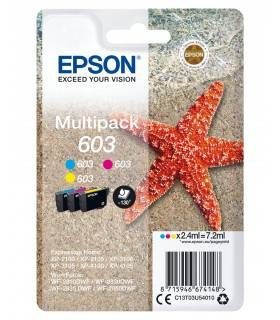 Epson Multipack 3-colours 603 Ink