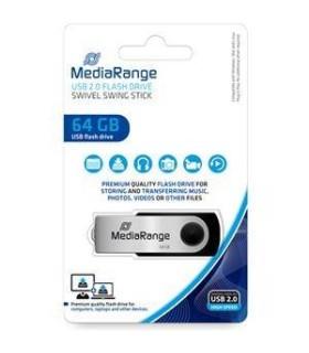 MEDIARANGE USB 64GB FLASH DRIVE 2.0